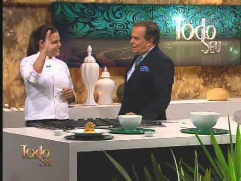 Mestres da Gastronomia - Dayse Paparoto - 06/11/2012
