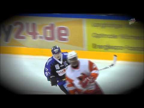 Eishockey: OLW: Jean-Luc Grand-Pierre erstes Saisontor für die Füchse Duisburg