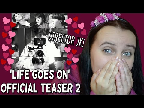 BTS 'Life Goes On' Official Teaser 2 REACTION🤩