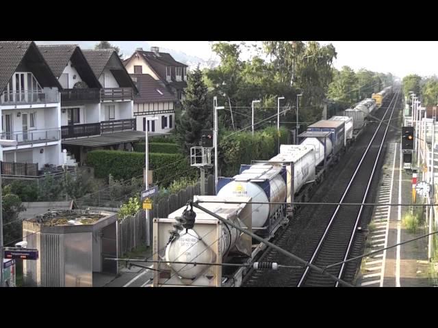 Klaus Mayer Bahnvideo 2014 Hähnlein/Alsbach 26.7.14