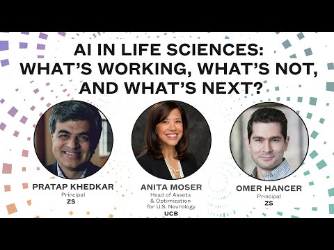 AI in Life Sciences: What's Working, What's Not, and What's Next?