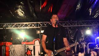 The mob-Cry of The morning@Rebellion 2015