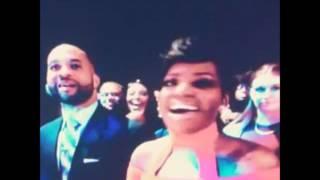 Soul Train Awards 2015 Erykah Badu Put your phone down and Tyrone