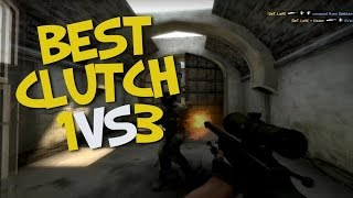 CS:GO Clutch 1vs3 Makit