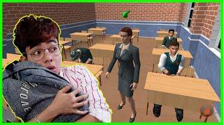 LỚP HỌC CÁ BIỆT | ThắnG Tê Tê Ngày Đầu Tiên Làm Cô Giáo | Virtual High School Teacher 3D