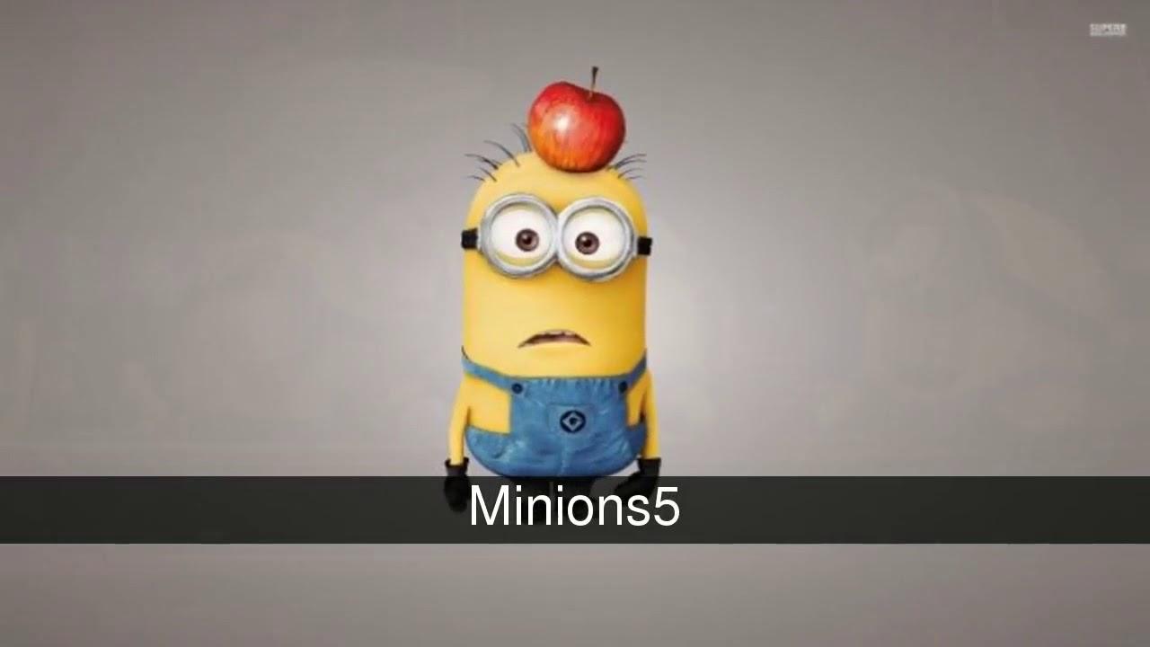 Fondos De Pantalla De Minions Youtube