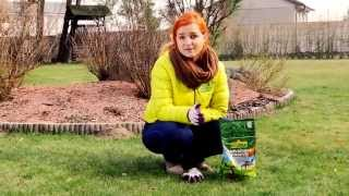 FLORIA Trávnikové hnojivo s odpudzujúcim účinkom proti krtkom