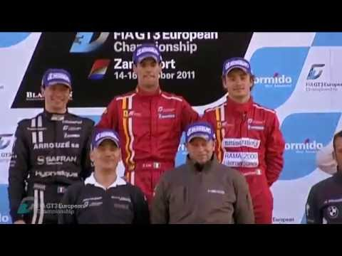 FIA GT3 European Championship 2011 Season Review