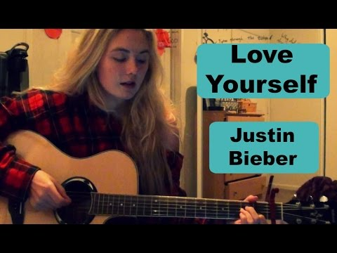 Love Yourself Justin Bieber Guitar Tutorial