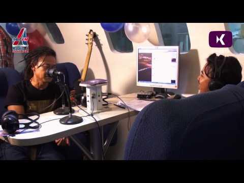 Tony Q Rastafara Live @ Radio A 96.7 FM Jakarta