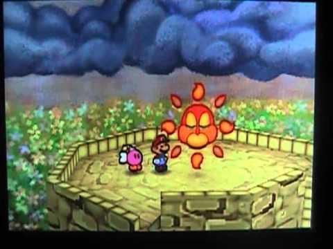 Paper Mario Chapter 6 Dark Days In Flower Fields Part 54