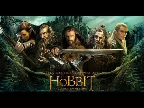 THE HOBBIT PART 2: THE DESOLATION OF SMAUG COMMENTARY BY FUNKYSPECTRUM