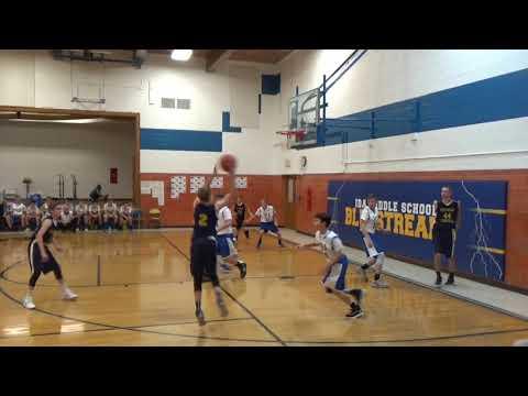 8th grade - Columbia vs. Ida 11-13-17