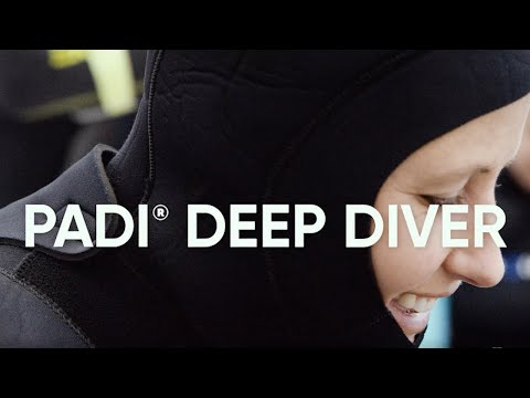 Preview PADI Courses | PADI Deep Diver Specialty Course