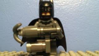 LEGO Bat-Gear and My New SigFig!
