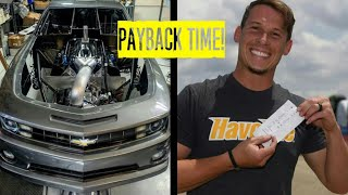 STREET OUTLAWS BIGGEST RIVAL YET! Alex Laughlin has built a rocket for redemption! MUST WATCH!