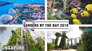 Travel in Gardens By The Bay Singapore 2018