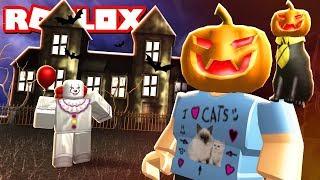 Roblox Game Play Halloween #Com Meu Filho Victor Hugo