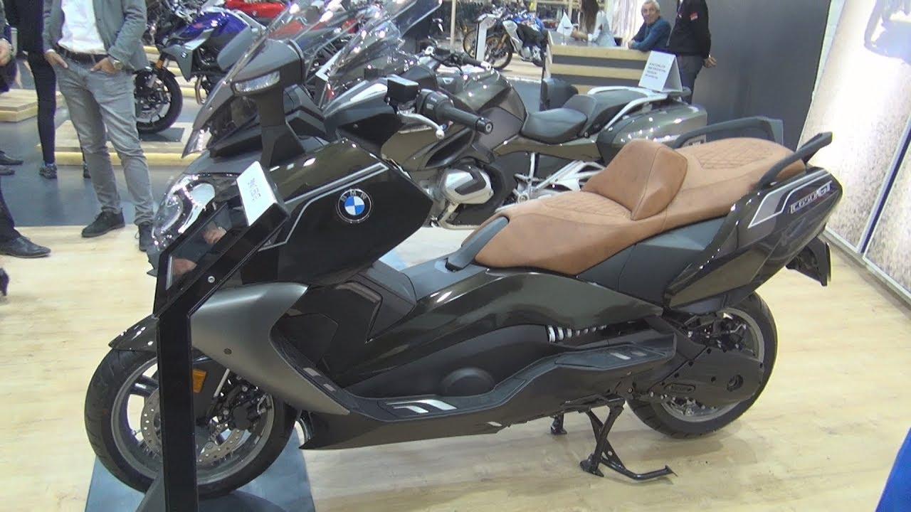 Bmw Motorrad C 650 Gt 2020 Exterior And Interior Youtube