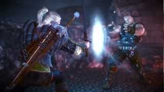 The Witcher 2 Character Movie - The Kingslayer