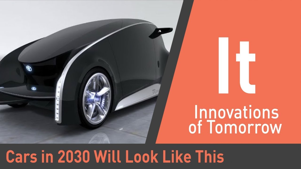 What Cars Will Look Like in 2030: Futurecar - YouTube Year 2030 Cars