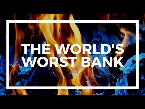 The WORST offshore bank in the world