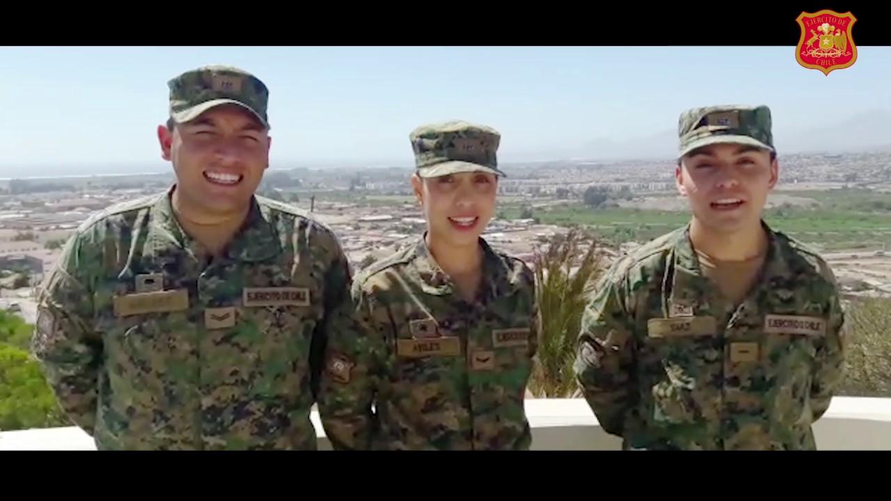 Saludos de fin de año Ejército de Chile - YouTube cf6c280fd8d