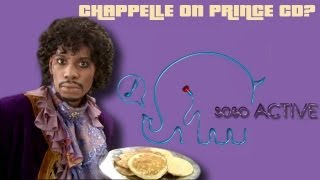 Chappelle On Prince Single Cover