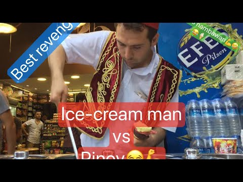TURKISH ICE CREAM VS PINOY | TRICKS | REVENGE | COMPILATION
