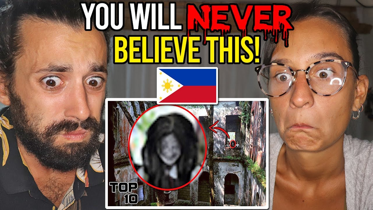 PHILIPPINES Most HAUNTED PLACES You SHOULDN'T Visit!! (SCARY REACTION!)