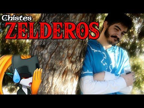 LOS MEJORES CHISTES DE ZELDA