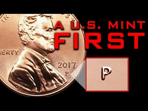 The 2017 Lincoln Cent: A U.S. MINT FIRST