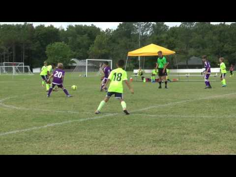 Orlando City Boys U10 vs Lake County Soccer 2007 Neon All-Star
