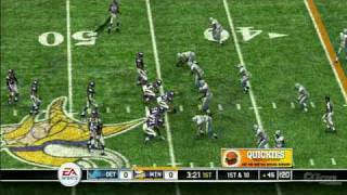 IGN Video Madden NFL 10 Xbox 360 Gameplay AP Owns Everyone