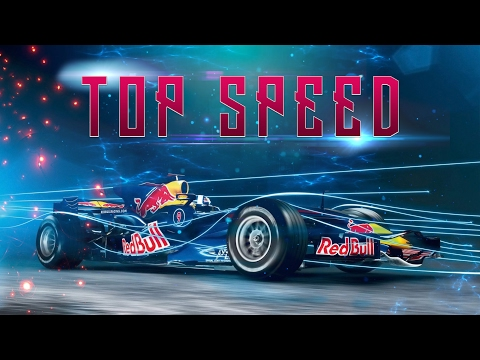 F1 2016 TOP SPEED TEST 60 FPS | ПРАВИЛЬНЫЙ ТЕСТ НА СКОРОСТЬ