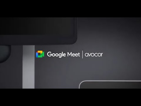 Introducing Google Meet Series One Desk 27 and Board 65 Video Conferencing Devices