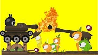 #Мультики для Детей - Черный Рыцарь #Би и Злые Овощи| Новые #Мультфильмы 2017 года. Видео для детей
