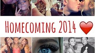 GRWM: Homecoming 2014