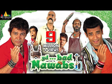 Hyderabad Nawabs Full Movie | Latest Hindi Full Movies | Hyderabadi