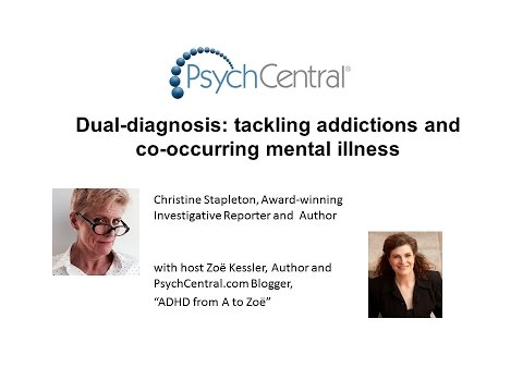 Dual diagnosis:  tackling addictions and co-occurring mental illness