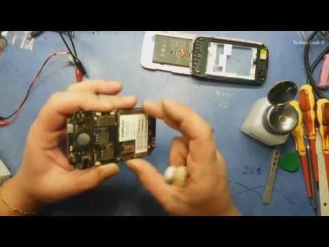 Схема работы контроллера питания Power IC