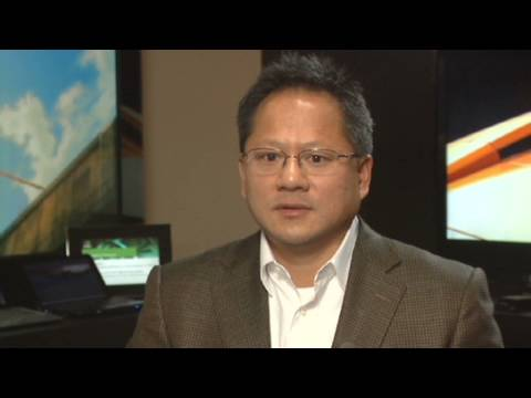 Nvidia CEO to Intel: No settlement