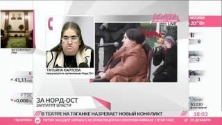 В гибели заложников «Норд-Ост» виноваты российские
