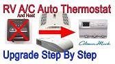 Install A Coleman-Mach ChillGrille RV Ceiling Kit - YouTube