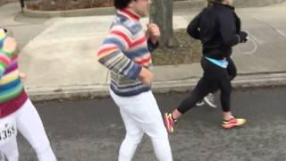 "119th running of the Buffalo Turkey trot, Thanksgiving 2014 - Jimmy Fallon's ""Tight Pants"" Thumbnail"