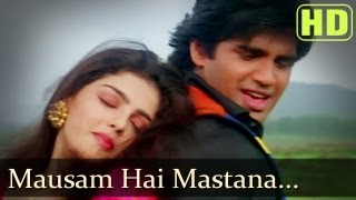 Mausam Hai Mastana - Sunil Shetty - Mamta Kulkarni - Waqt Hamara Hai - Bollywood Songs - Alka