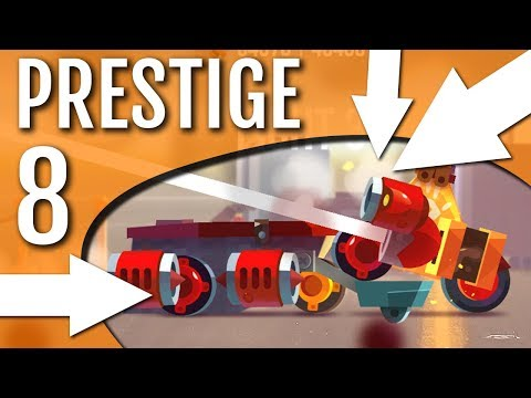 """PRESTIGE 8!"" 