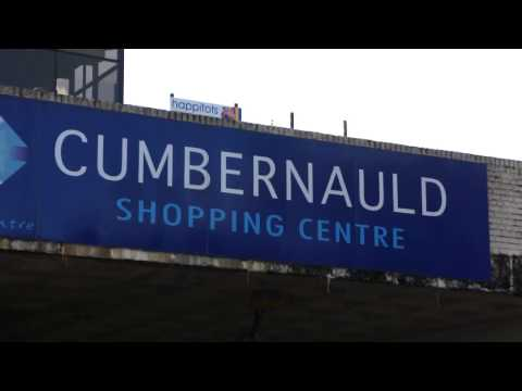 Cumbernauld | Town Centre | 2011 | Unused Footage for Project