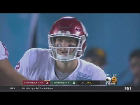 Washington State QB Tyler Hilinski, From Claremont, Found Dead