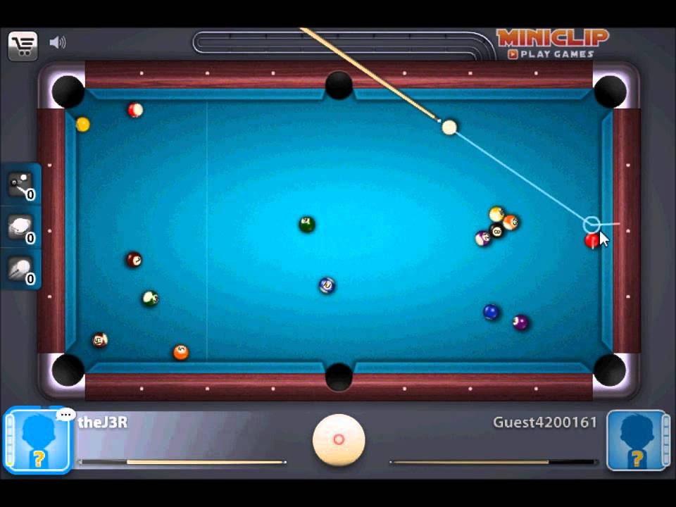 Multiplayer Pool